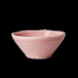 Skål rosa mindre-RICE