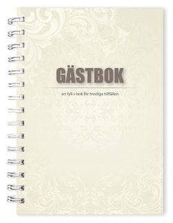 Fyll-i-bok: Gästbok