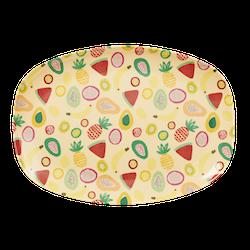 Tallrik Tutti Frutti-RICE