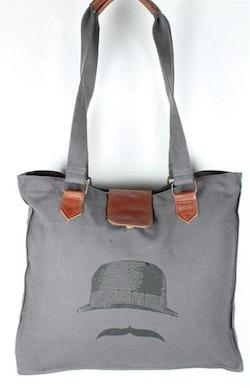Väska mustach