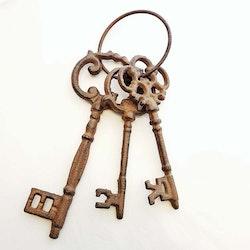 Nycklar för dekoration - TRADEMAN