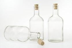 Flaska glas-A LOT