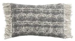 Kuddfodral grå 40 x 60- NORDAL