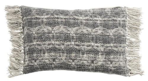 Kuddfodral 40 x 60 grå