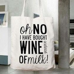 Tygkasse wine-I LOVE DESIGN