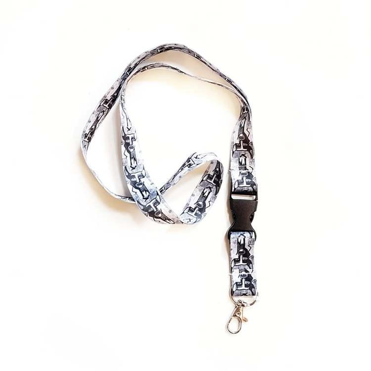Nyckelband Protect Me- CAROLINA GYNNING