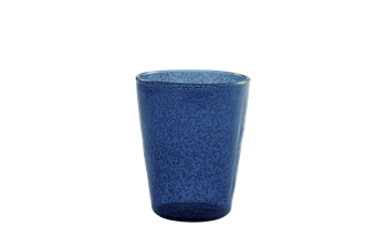 Dricksglas blå-TOUCHMEL
