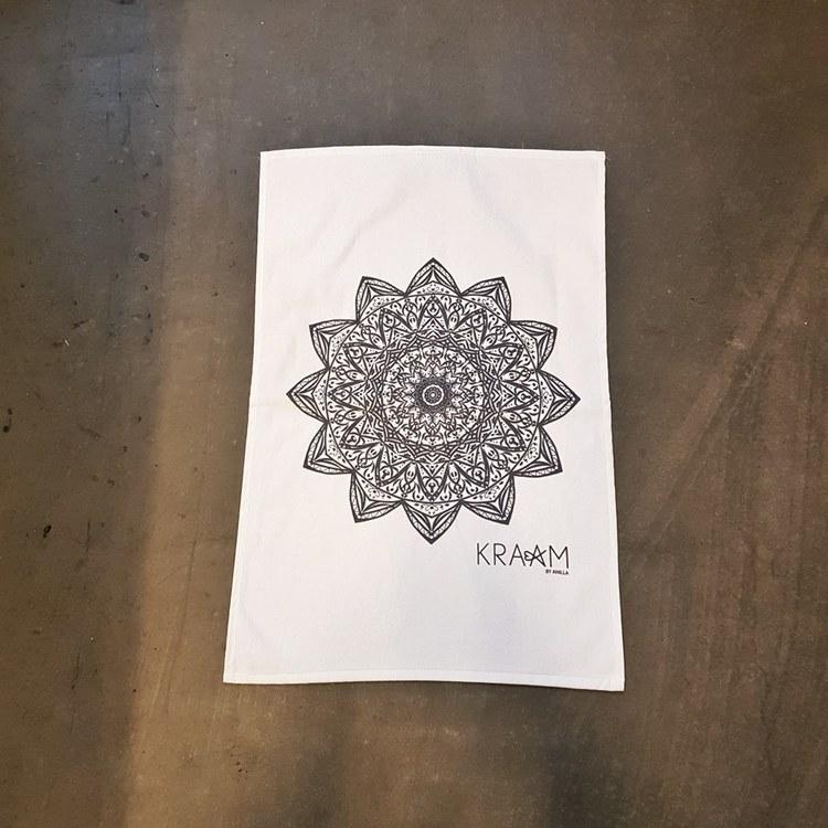 Handdukar Mandala 2-pack-KRAAM