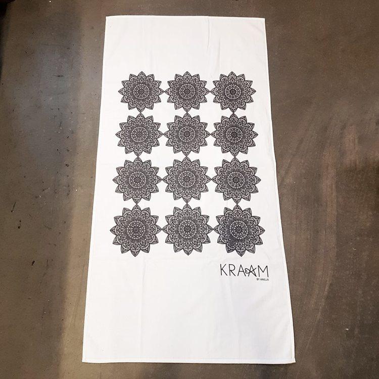 Duschhandduk Mandala-KRAAM