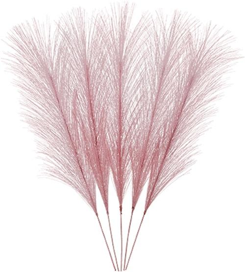 Påskfjädrar syntetiska rosa - CULT DESIGN