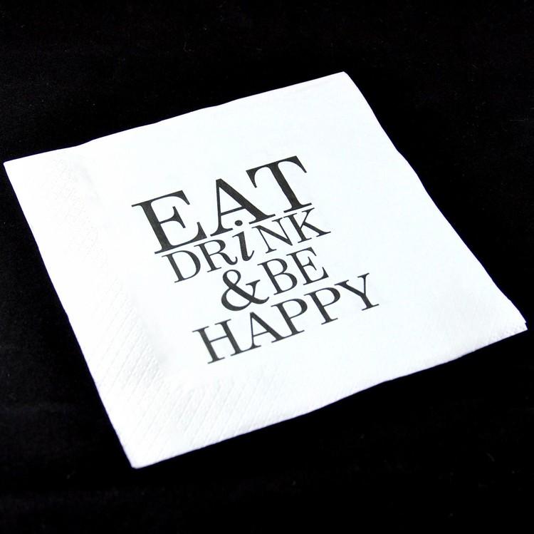 Servett Eat, drink -Mellow Design