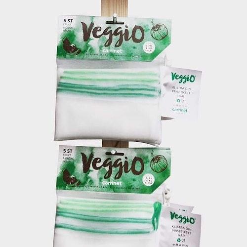 Veggio miljösmarta påsar