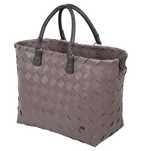 Väska Saint-Tropez stone brown-HANDED BY