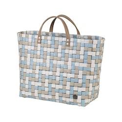 Väska Refined pastel blue-HANDED BY
