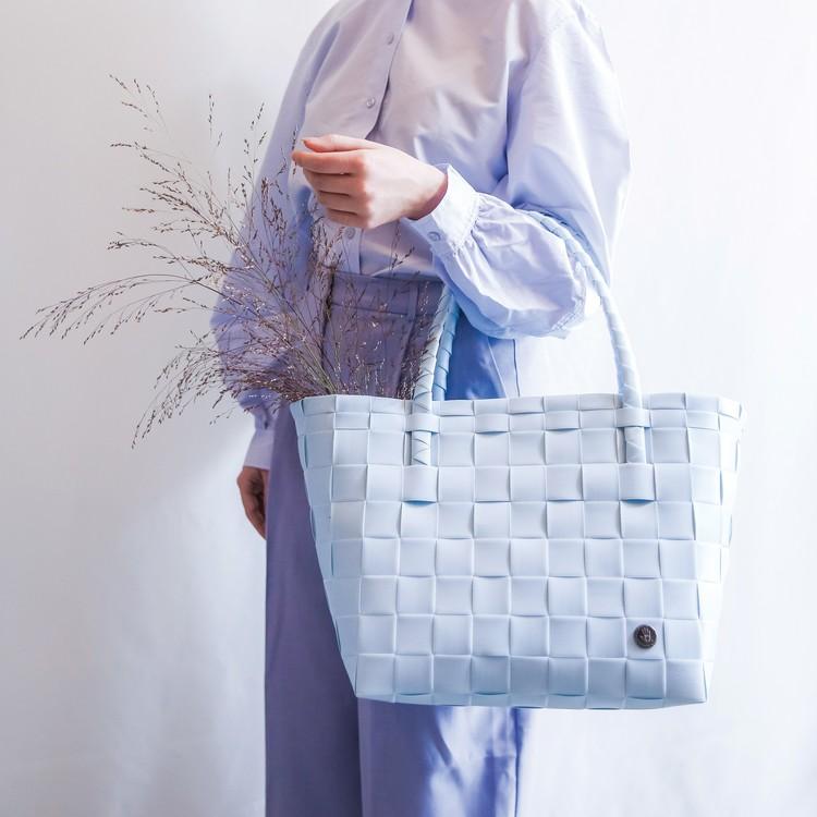 Väska Paris pastel blue- HANDED BY