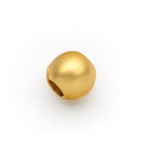 Hårsmycke matt gold-KELA