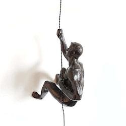 Gymnast klättrar-TRADEMAN