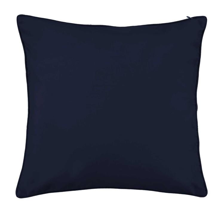 Kudde  Fleur blå-ESSENZA