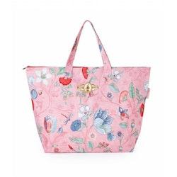 Väska Spring to life rosa-PIP STUDIO