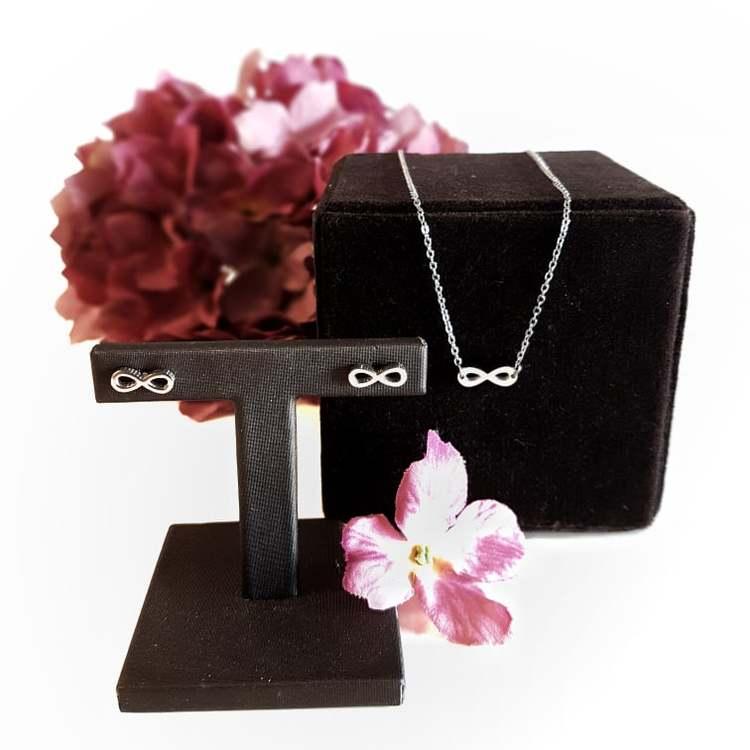 Smycke-set evighet