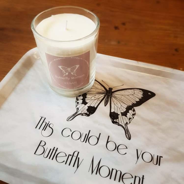 Doftljus Butterfly Moment-KRAAM