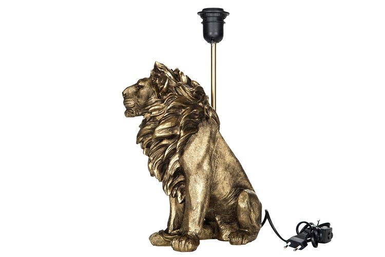 Lampa Lejon golden-A LOT