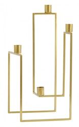 Ljusstake ORA gold-NORDAL