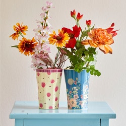 Muggar höga FlowerPink-RICE