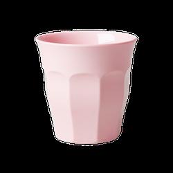 Mugg enfärgad rosa-RICE