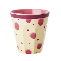 Mugg Pink watersplash-RICE