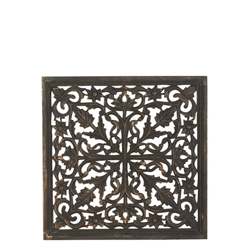 Tempeltavla svart 45 -AFFARI 482