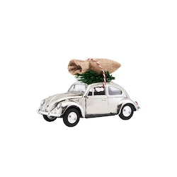 Xmas car krom mini-HOUSE DOCTOR