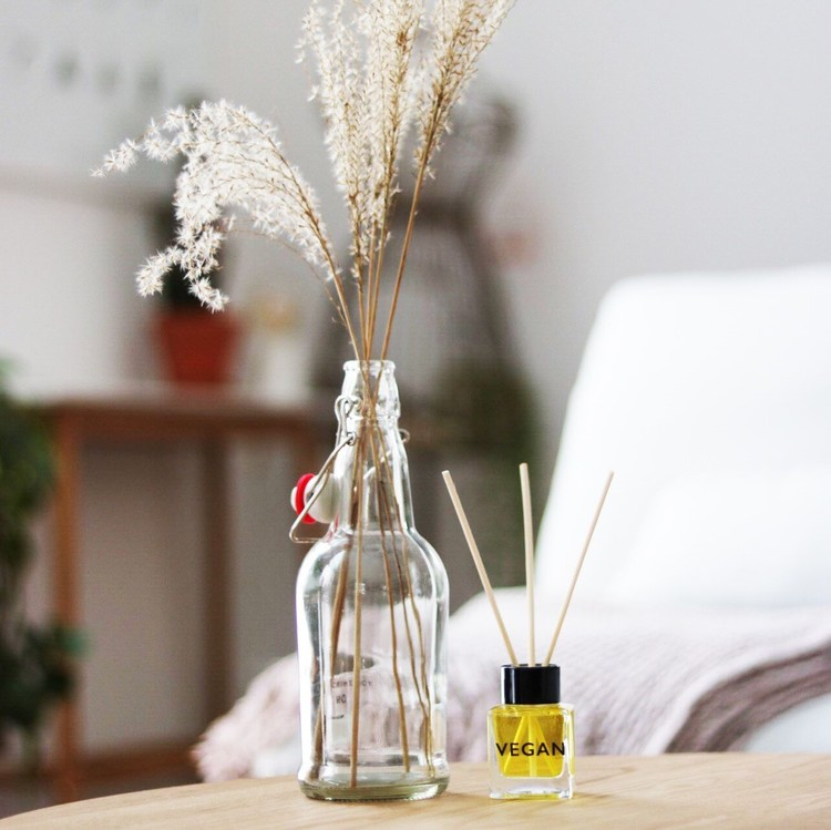 Doftpinnar VEGAN lemongrass- KLINTA