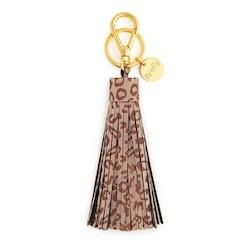Reflextofs soft Leopard guld