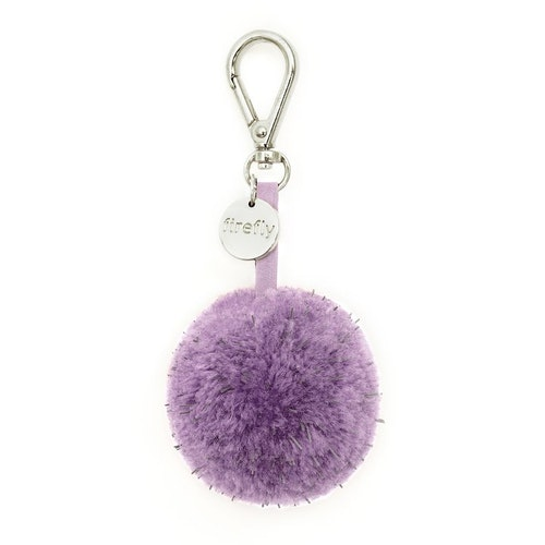 Reflexboll Lilac Pom Pom