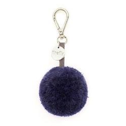 Reflexboll Navy Pom Pom