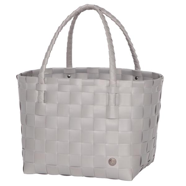 Väska Paris brushed grey- HANDED BY