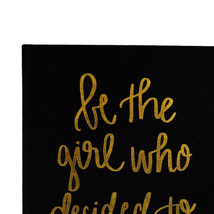 Anteckningsbok The Girl - SWD