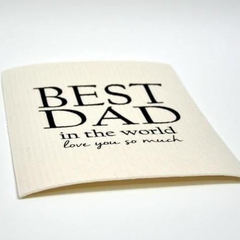 Disktrasa Best Dad-Mellow Design