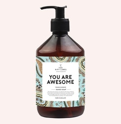 Handtvål You are awesome-THE GIFT LABEL