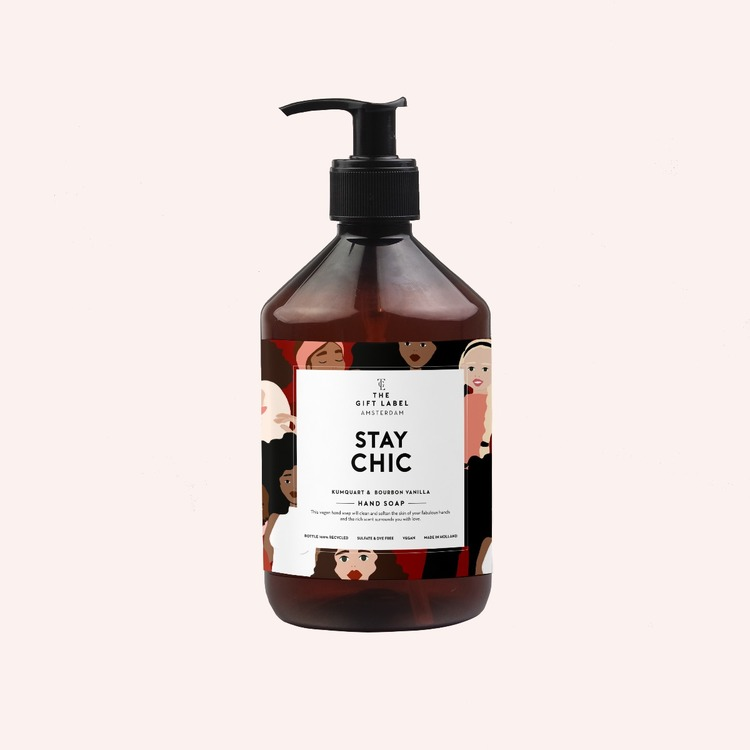 Handtvål Stay chic-THE GIFT LABEL