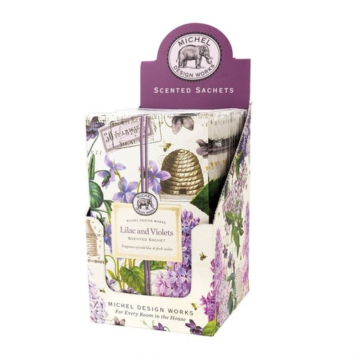 Doftpåse Lilac & violets-Michel Design Works