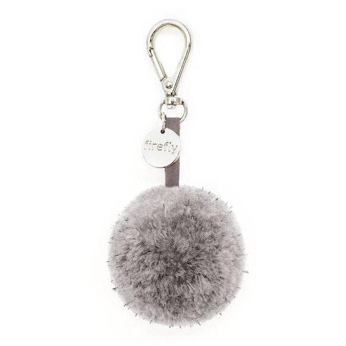 Reflexboll Dove Grey Pom Pom