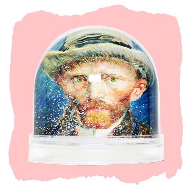 Snöglob Van Gogh-Shake it Baby