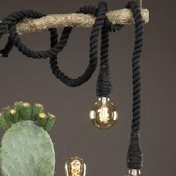 Lampa Rep svart-A LOT