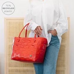 Väska Paris chili- HANDED BY