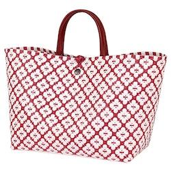 Väska Motif röd-HANDED BY