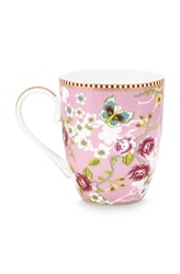 Mugg Chinese rose rosa-PIP STUDIO
