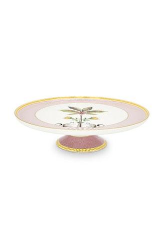 Tårtfat Majorelle rosa- PIP STUDIO