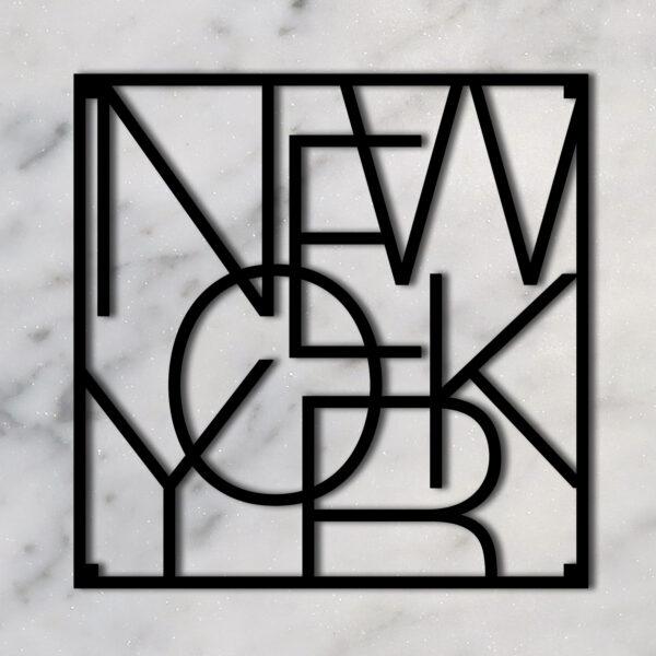City trivet New York-Men at Work